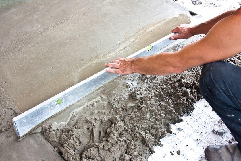 בטון מוחלק לעיצוב הבית