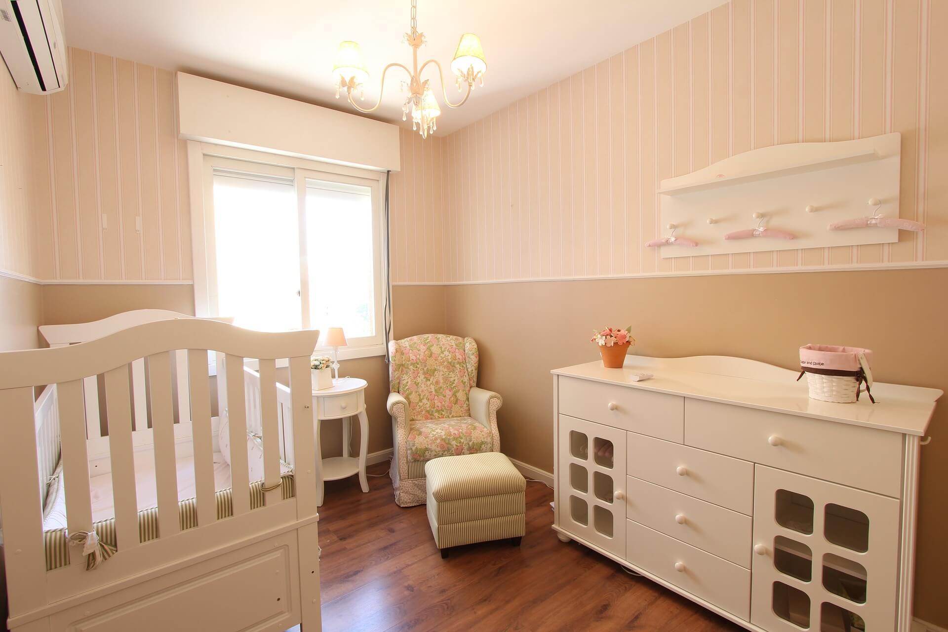 תכנון ועיצוב חדרי תינוקות