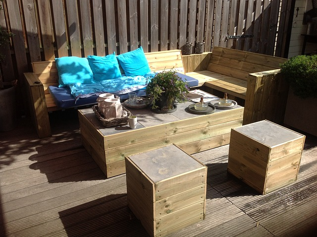 פינת ישיבה לגינה – לבחור את הפינה הטובה ביותר עבורנו