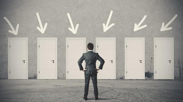איך לבחור דלתות