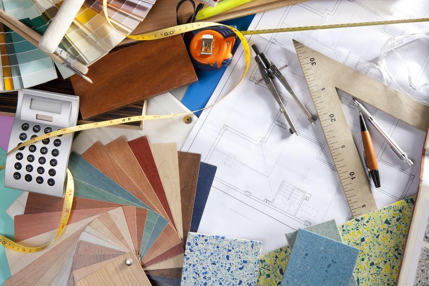 חומרים לעיצוב הבית